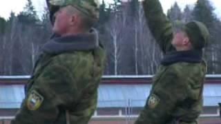 Кремлевский полк клип.avi