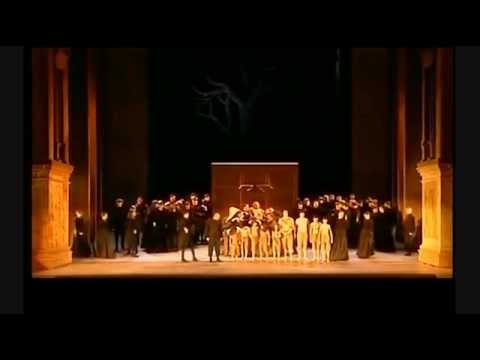 """VERDI  """"FALSTAFF""""  FINALE TEATRO FARNESE DI PARMA LIVE"""