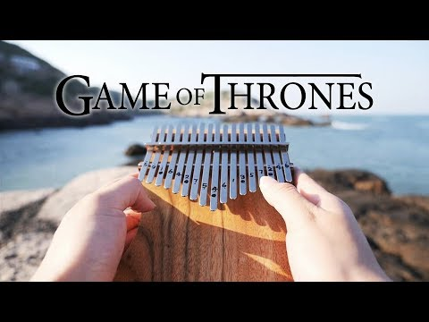 Game Of Thrones Theme On Kalimba