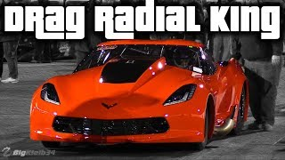 Let Off Early, Still Obliterated Drag Radial WORLD RECORD!! (Quarter Mile)