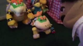 Bowser junior's new toy - super mucinex Alli