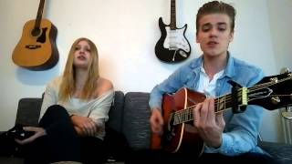Lily Allen - Not Fair (Acoustic Cover ft. Alicia)