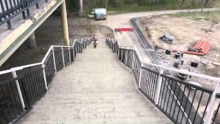 Вызов Байк Центра 2  Uphill Urban Challenge RnD