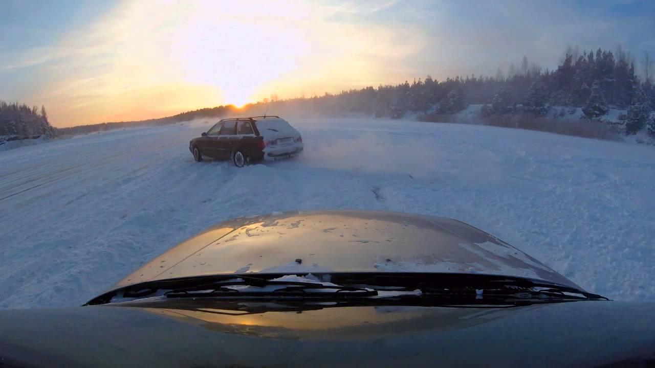 Jääraja ohud // Dangers of ice drifting