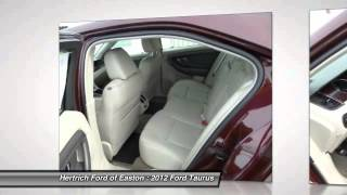 2012 Ford Taurus Easton Maryland EF40233A
