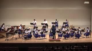 【吹奏楽】威風堂々~RPG《第42回東部支部吹奏楽研究発表会/久喜市立太東中学校》
