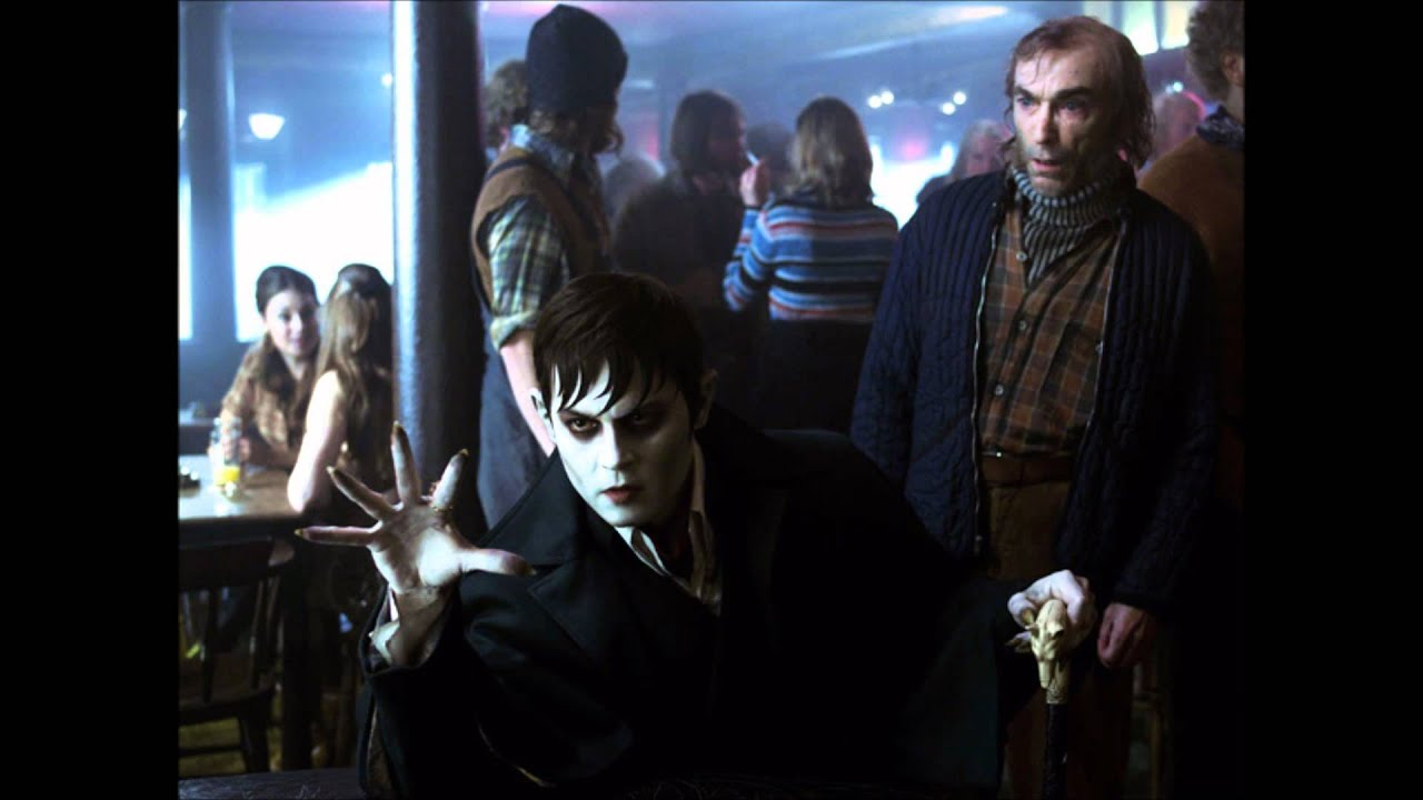 """Dark Shadows Ost Johnny Depp """" Joker"""""""