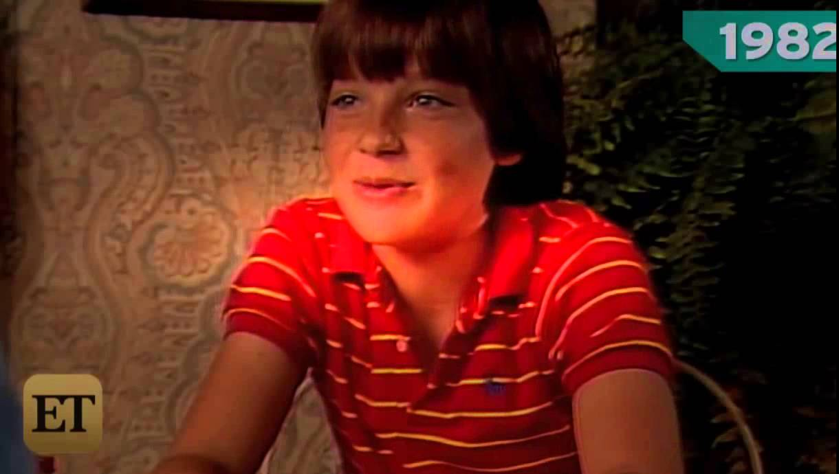 tbt adorable 13yearold jason bateman on the set of