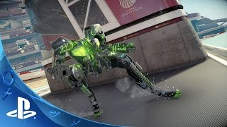 RIGS Mechanized Combat League PS Experience Reactions I PlayStation VR