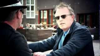 René Bom nodigt Bob Fosko uit voor The Hague Festivals