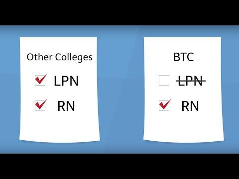 Why Choose Bolivar Technical College RN Bridge Program?