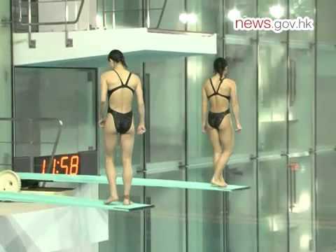 New Victoria Park pool opens (24.11.2013)