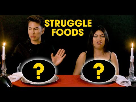 Louie And Yoatzi Can't Handle These Struggle Foods - Mitu