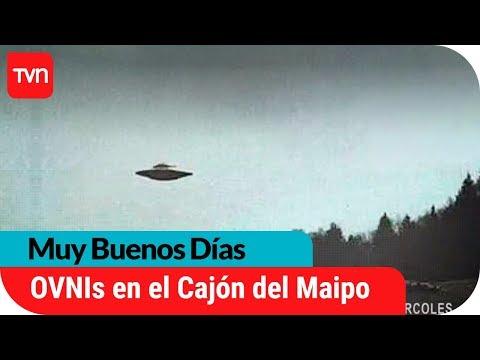 Descubre los misterios de los de OVNIs en el Cajón del Maipo | Muy buenos días