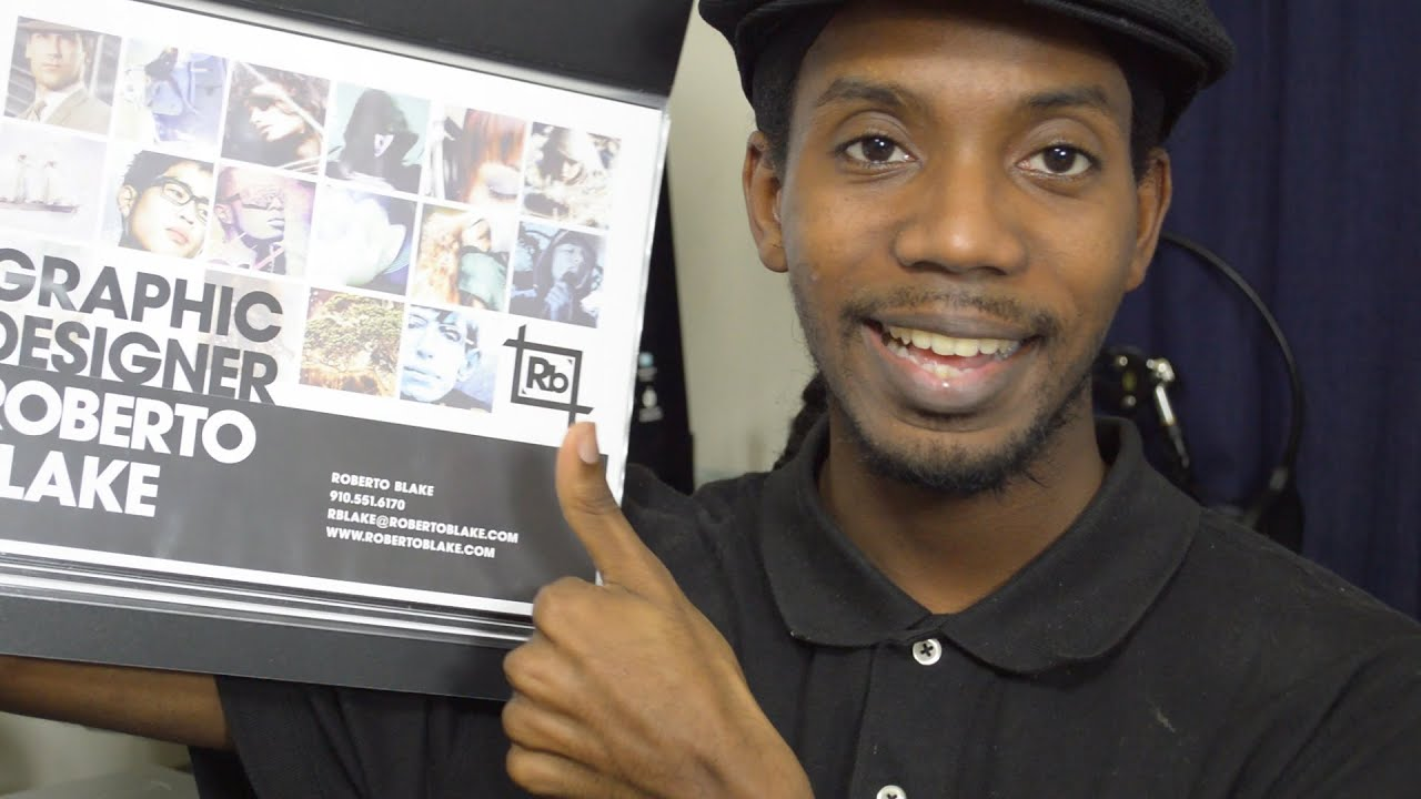 How To Design Your Print Portfolio [Graphic Design]   YouTube