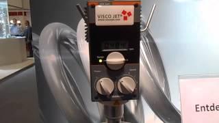 Мешалка VISCO JET против лопастной мешалки
