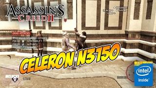 Main Assassin's Creed 2 di INTEL Celeron N3150