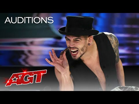 Muy Moi Show Delivers Dance... And Danger?! Terry Crews Joins! - America's Got Talent 2020