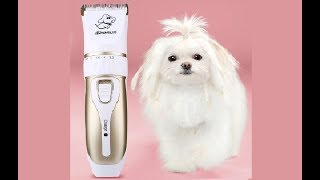 КРУТАЯ Машинка для стрижки собак. BaoRun с Алиекспресс.
