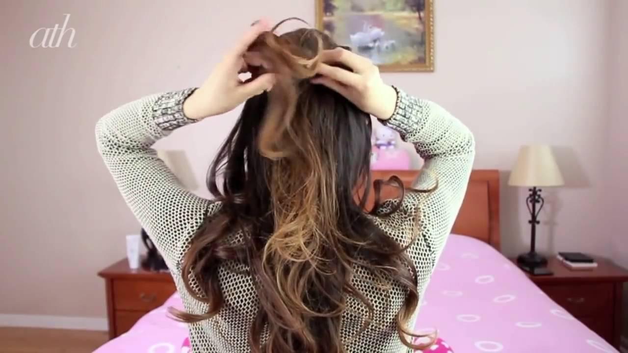 date night hairstyles - tutorial
