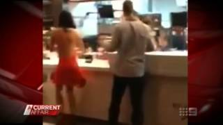 Man Trashes McDonalds Restaurant In Front Of Stunned Customers(He trashed a fast food restaurant in front of stunned customers and staff causing thousands of dollars worth of damage. But it was a moment of rage that has ..., 2013-09-20T09:48:55.000Z)