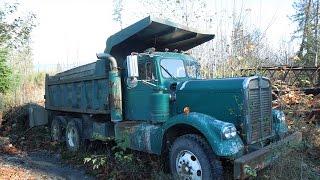 1959 Kenworth Dump Truck