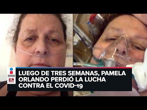 Enfermera en EU graba su día a día con coronavirus