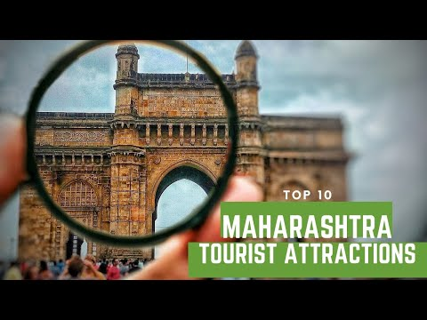 MAHARASHTRA Tourism - Top10 tourist attractions that you MUST SEE |HD