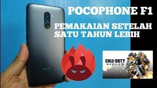 REVIEW POCOPHONE F1 SETELAH SATU TAHUN PEMAKAIAN