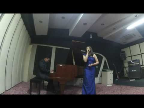 Whitney Houston  - Greatest Love of All (Studio Cover by Mirah Titik 2 Bintang)
