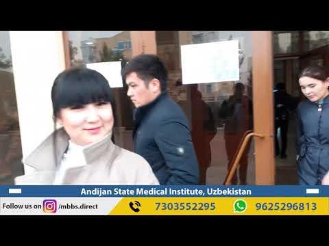 Study MBBS in Andijan State Medical Institute Uzbekistan
