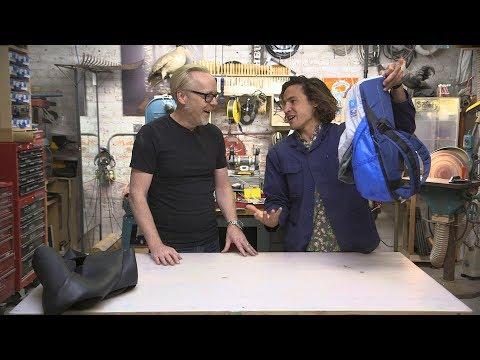 Inside Adam Savage's Cave: The Deep Blue Bag