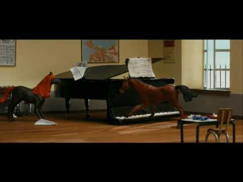 PANIEK IN HET DORP - Vincent Patar & Stéphane Aubier - Officiële Nederlandse trailer - 2009