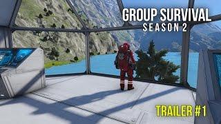 Space Engineers Survival - Season 2 Trailer