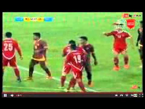 nepal vs srilanka football match 2016