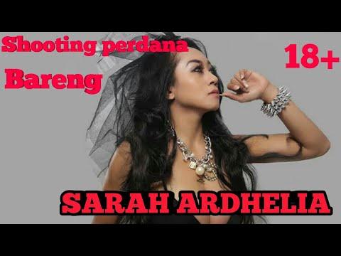 Shooting perdana bareng sarah ardhelia
