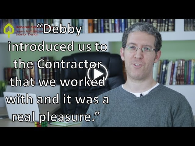 Renovation in Israel - David  talks about his  renovation with Debby Schor Elyasy