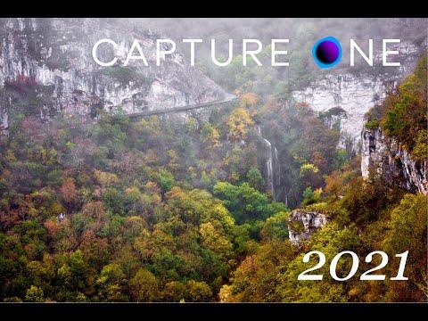 Nouveautés de Capture One Pro 2021