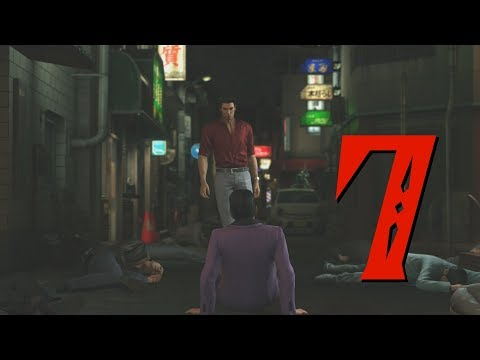 Kiryu Aniki|YAKUZA 6: The Song of Life - Gameplay Walkthrough Part 7