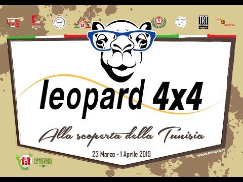 Leopard Travel - Viaggio In Tunisia Marzo 2019  #LEOPARD4X4