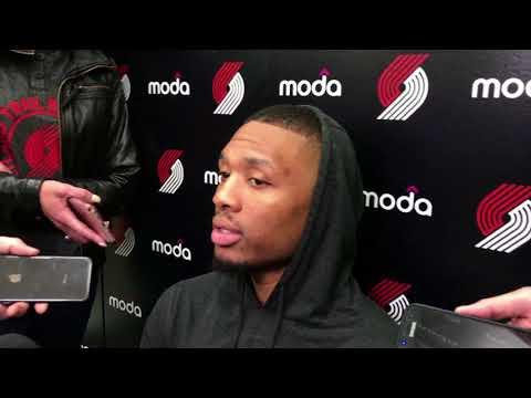 Damian Lillard confident Trail Blazers will make offensive adjustments in Game 2 vs. Pelicans