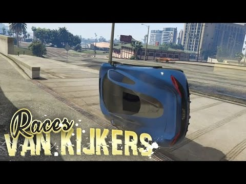 DE TROLLRACE WERKT NIET! - Races van Kijkers #6 (GTA V Online Funny Races)