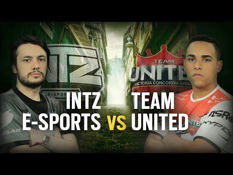 [BR] INTZ E-SPORTS vs. TEAM UNITED    Play Day #2   EliteSix S03 (PC)
