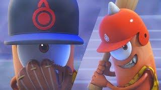 Spookiz | Kebi Plays Baseball | NEW Season 3 | 스푸키즈 | Funny Cartoon | Kids Cartoons |Videos for Kids