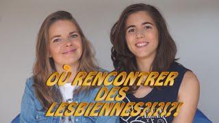 LESBIENNE TALK | Comment rencontrer des lesbiennes [fr/eng/esp sub]