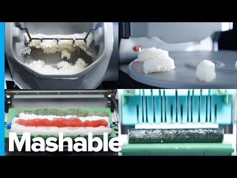 Scott & Stu - This Robot Can Make Sushi in Seconds