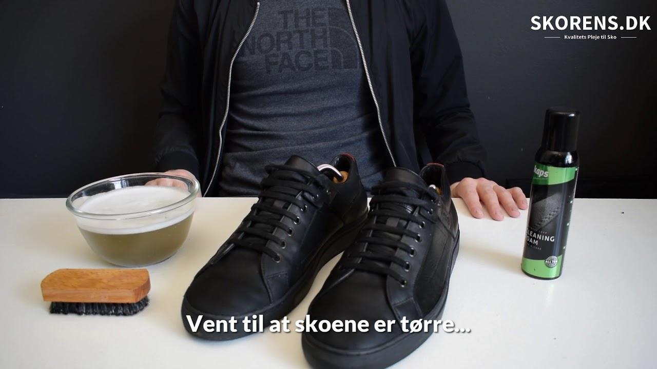 5a1265e29a2 Kvalitets Sko- og Sneaker rens - Find rens til sneakers på Skorens.dk