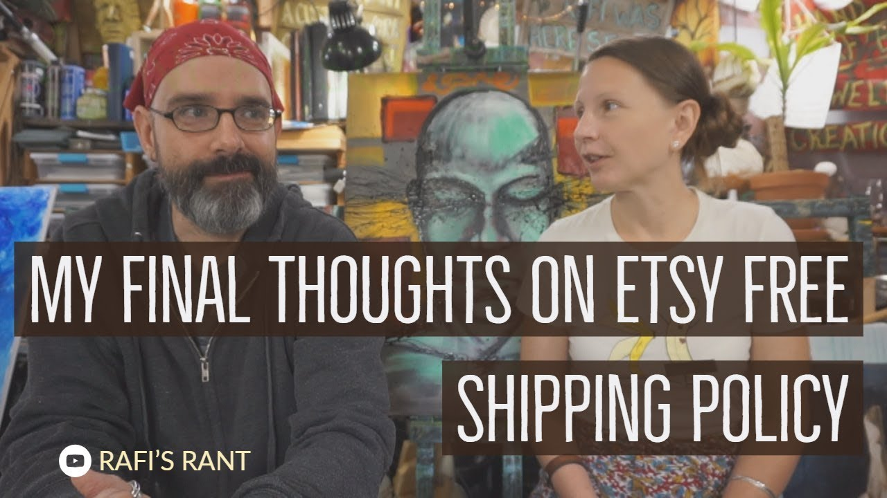 My Final Thoughts On Etsy And Where To Go From Here