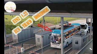 ETS2 MOD BUS THACO MOBIHOME || EURO TRUCK SIMULATOR 2 - ETS2 1.32 MOD MONEY AND XP + THACO MOBIHOME