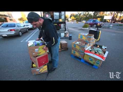 Food Rescue San Diego | San Diego Union-Tribune